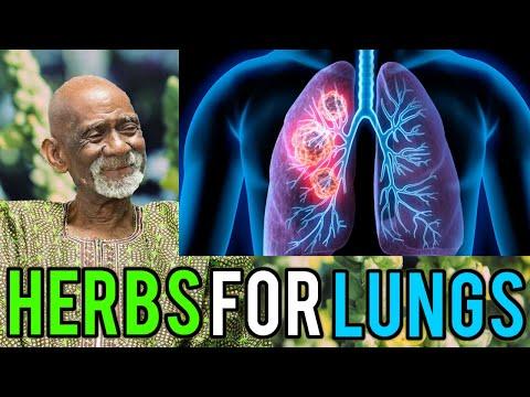 Dr Sebi - Herbal Remedy For Lungs Testimonial