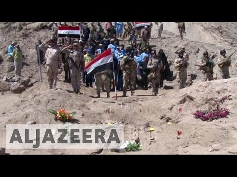 Iraq hangs 36 men over 2014 Camp Speicher massacre
