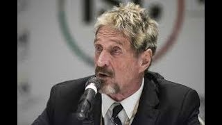 Youtube john mcafee big boys about to pile in purchase bitcoin cryptocurrency steve shares big truth ccuart Images