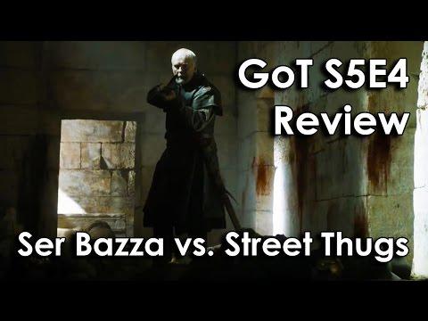 Ozzy Man Reviews: Game of Thrones - Season 5 Episode 4