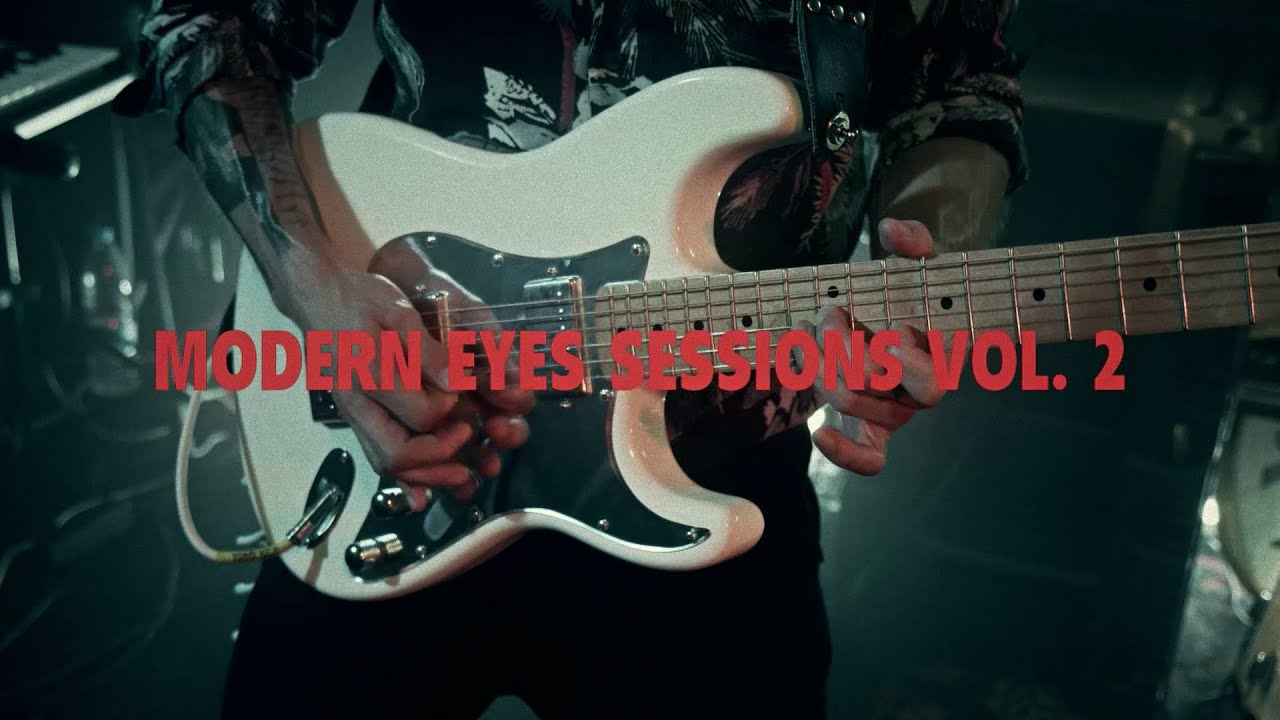 "Bloodhype ""Wolves & Hate Candidate"" (Modern Eyes Sessions Vol.2)"