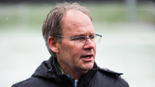 Interview: Brian Schmetzer on the first training of the season