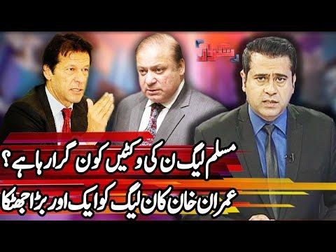 Takrar With Imran Khan - 25 April 2018 | Express News