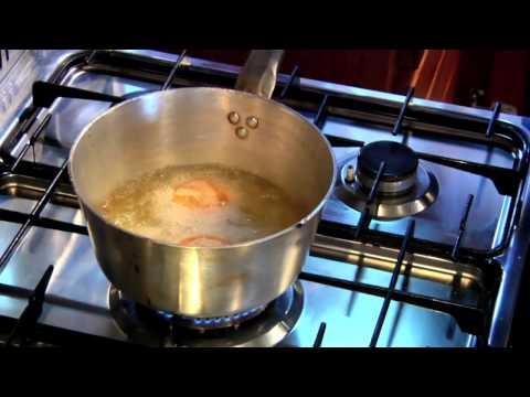 Fritada de muçarela de búfula - Beto Madalosso