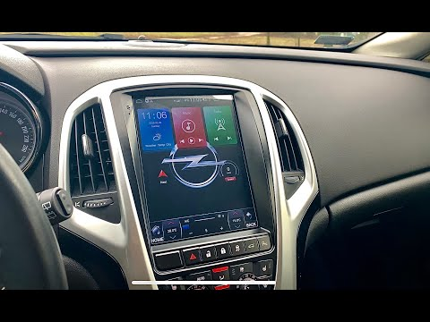The Best radio for Astra J with CarPlay- REVIEW