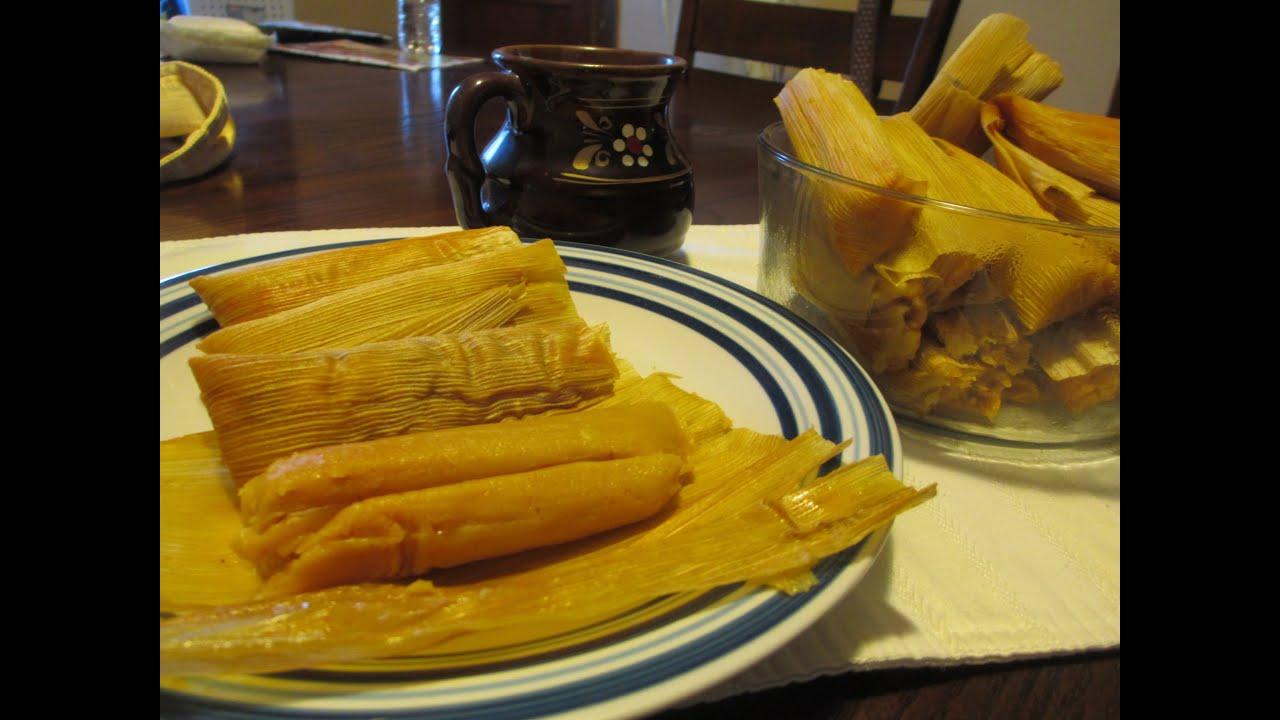 Tamales mexicanos de puerco Receta de damariz321 - Cookpad