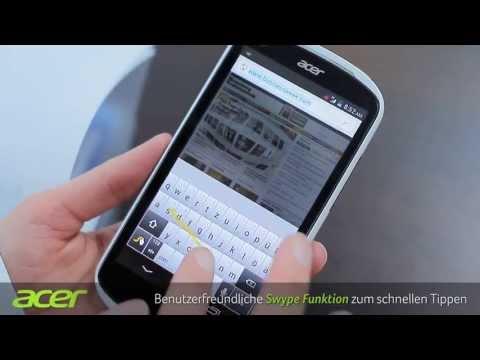 Acer Liquid E1 (Duo) Smartphone