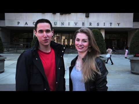 Tour Pace University's New York City Campus