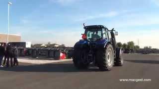 Valtra #ValtraNewN new N4 tractors [HD+GoPro]