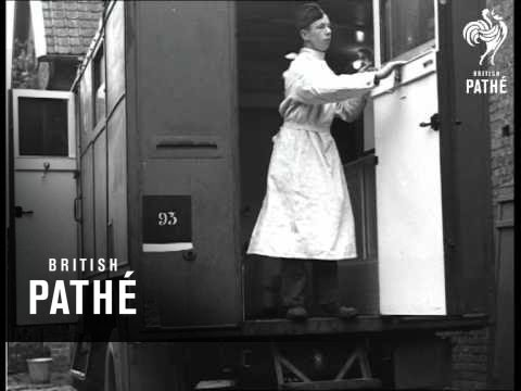 Mobile X-Ray Unit - France 1939 (1939)