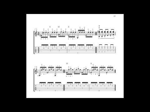 Soleares - Flamenco Legacy - with music and tab (No. 13 of 15)
