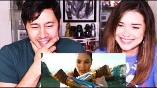 WONDER WOMAN 'ORIGIN' | Trailer Reaction & Discussion!