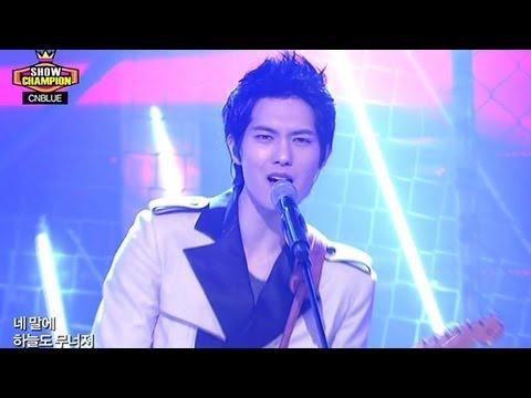 CNBLUE - I'm Sorry, 씨엔블루 - 아임 쏘리, Show Champion 20130130