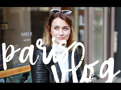 VLOG: Hello Paris! // KATE LA VIE