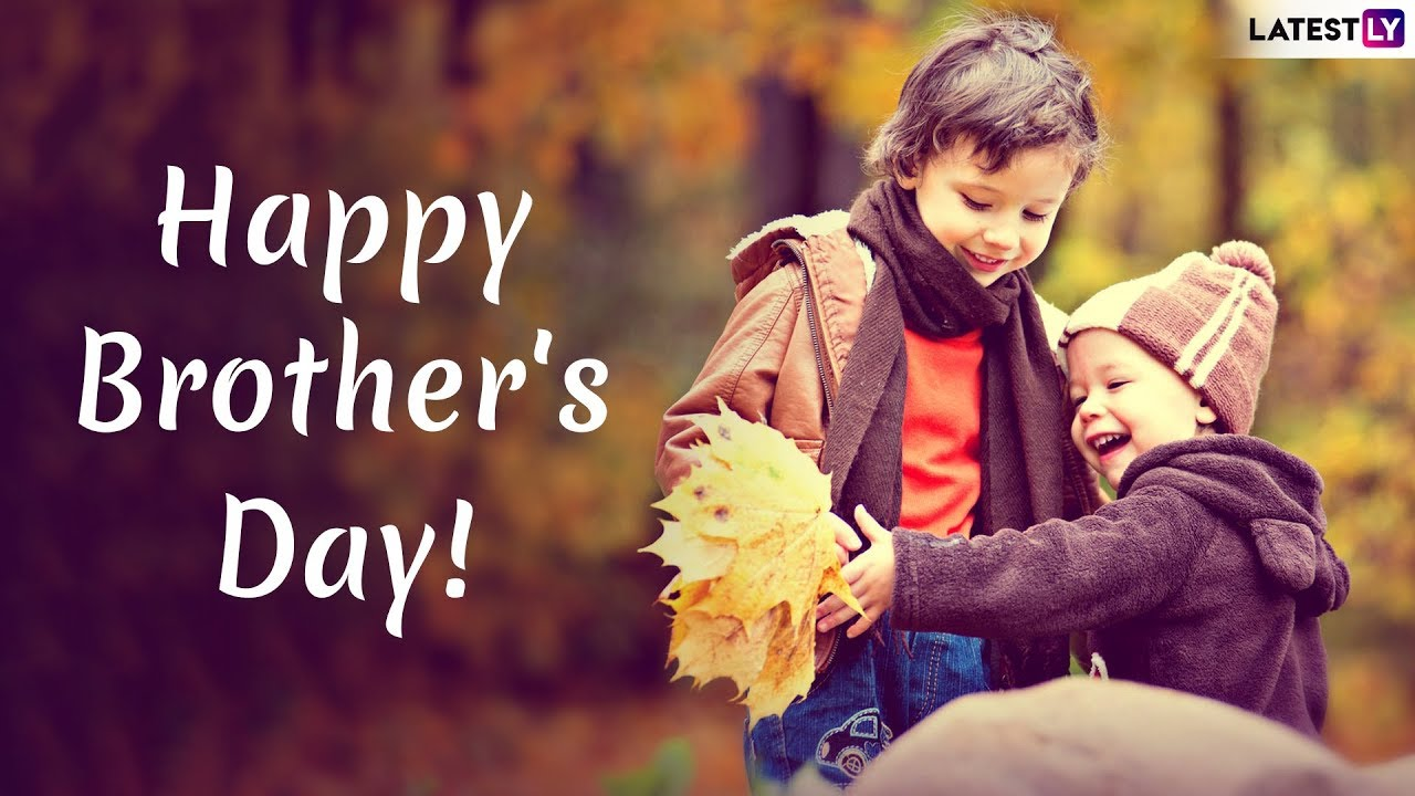 happy brother s day wishes messages images quotes to send