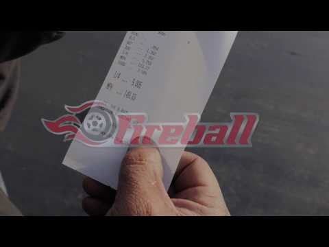 Fireball Camaro World Record 1/4 mile