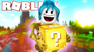 LUCKY BLOCK NO ROBLOX (ROBLOX)