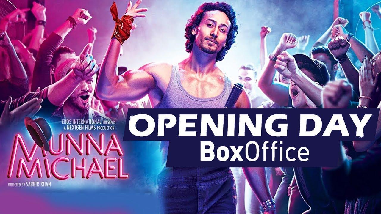 Tiger Shroff के Munna Michael की पहले दिन की कमाई - Box Office Collection