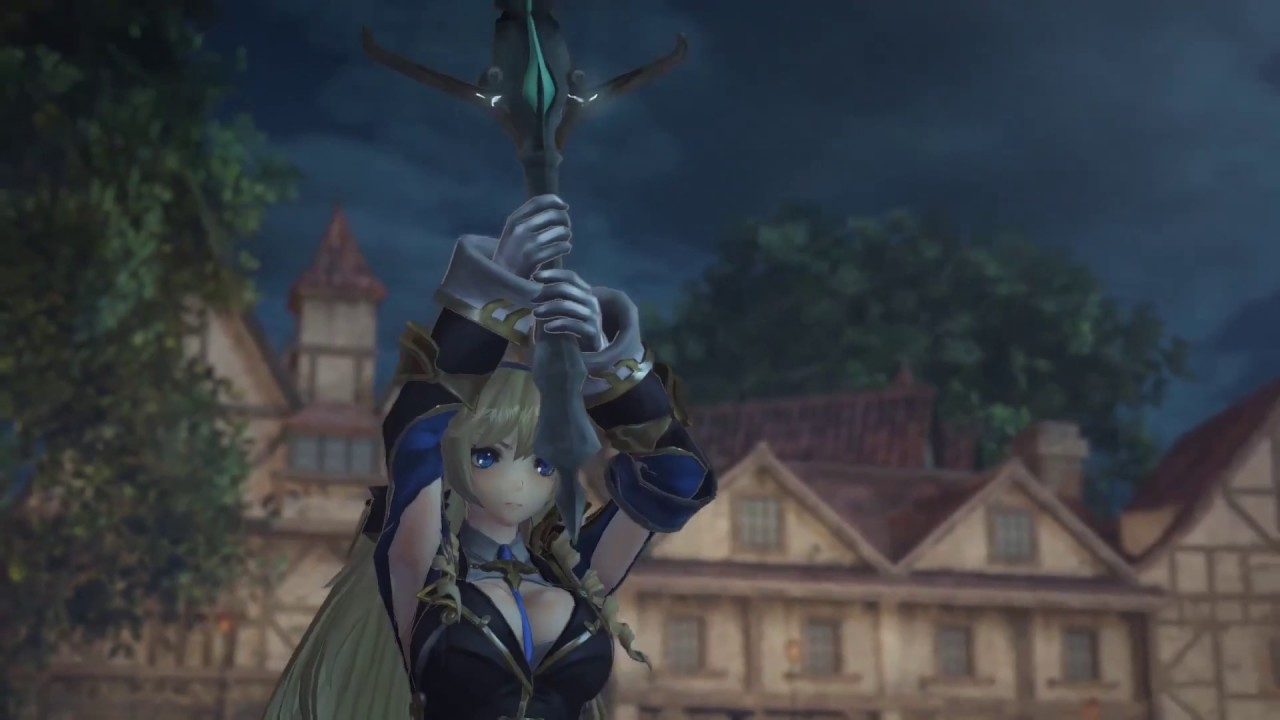 Download Nights of Azure 2: Bride of the New Moon Official Announcement Trailer