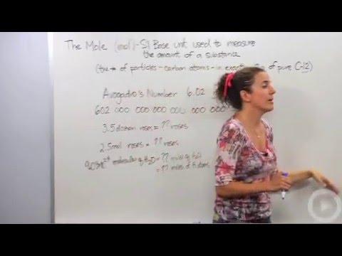 Chemistry Mole