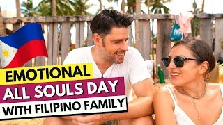 Foreigners truly TOUCHED by FILIPINO HOSPITALITY on ALL SOULS DAY