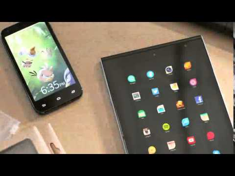 Hands on: Jolla Sailfish OS on Nexus 7 tablet