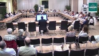 Conseil municipal<br/>  mercredi 6 juin 2018