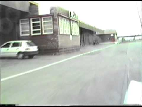 Driving Round Christchurch Late 80's Ford Cortina MkIII lightly worked engine