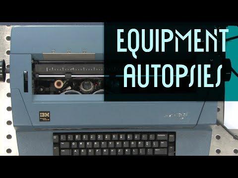 IBM Selectric III Typewriter: Equipment Autopsy #97