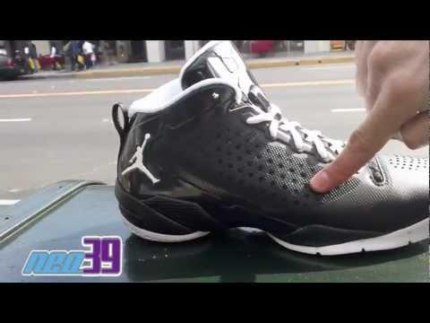 Jordan Fly Wade 2 Black   White - YouTube c8b443981e