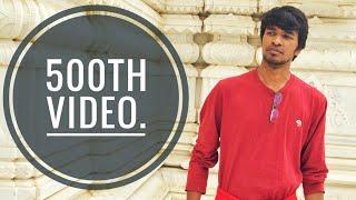 Our 500th Video | Tamil | Madan Gowri | 500 MG