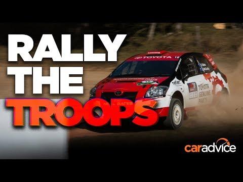 2017 Rally Australia Preview - Harry Bates hot lap - Dauer: 6 Minuten, 9 Sekunden