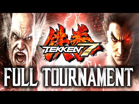 Tekken 7: TSC2017 - Full Tournament! [TOP8 + Finals]