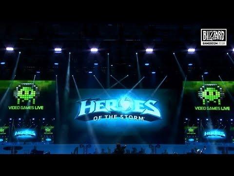 Концерт Video Games Live: Heroes @gamescom2018