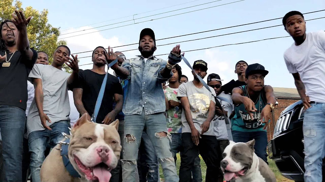 Glizzy gang from the get go official music video youtube - Gang gang ...