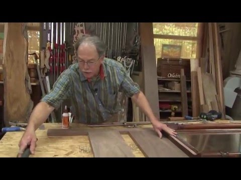 The American Woodshop Season 23 Episode 1: Victorian Hall Tree