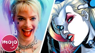 Top 10 Things Birds of Prey Got Right & Wrong