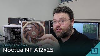 noctua nf a12x25 fan review