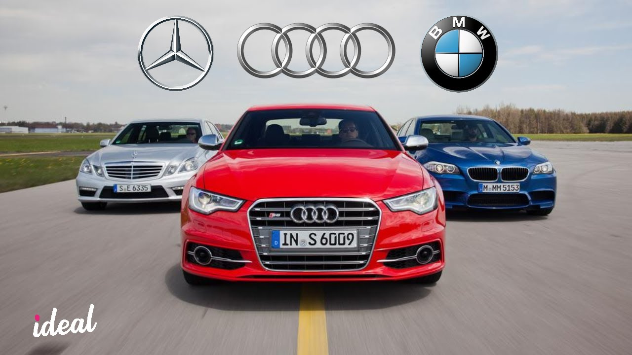 Audi Vs Bmw Vs Mercedes Who S Most Reliable For 2020 Youtube