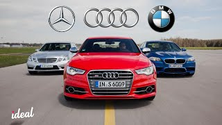 Audi vs. BMW vs. Mercedes... Who's Most Reliable for 2020?