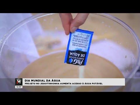 PROJETO AUMENTA ACESSO À ÁGUA POTÁVEL NO VALE DO JEQUITINHONHA - Jornal Minas