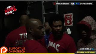 🔴TBV EXCLUSIVE RING WALK WITH TEAM HANEY & A BOOGIE❗️