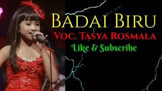 Download Mp3 Tasya Rosmala -  Badai Biru _  Lirik