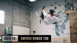 How To Switch Rodeo 720 On Skis