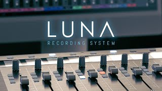 Universal Audio - LUNA v1.2 업데이트