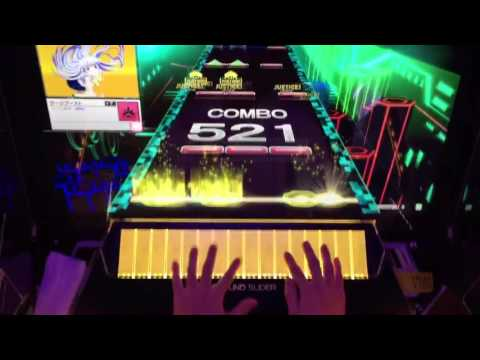 【CHUNITHM】The wheel to the right MASTER (ALL JUSTICE)