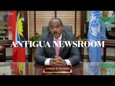 ANTIGUA NEVER WANTED TO BEG FOR VACCINES