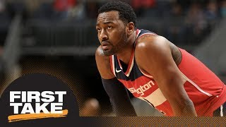 Stephen A. Smith thinks Wizards are talking behind John Wall