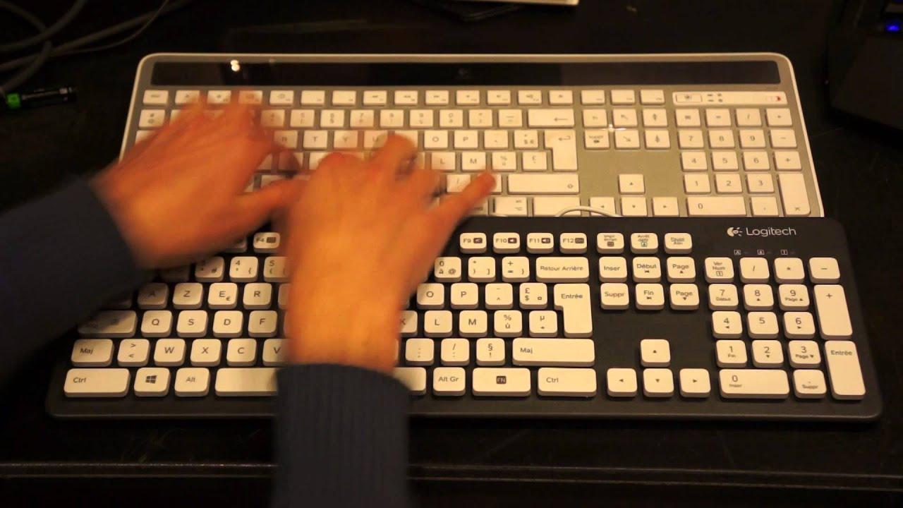 Test Clavier Washable Keyboard K310 : n'ayez plus peur de le
