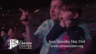PJ Masks at the Carson Center on May 23